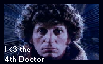 Fourth Doctor Stamp by mousefur202