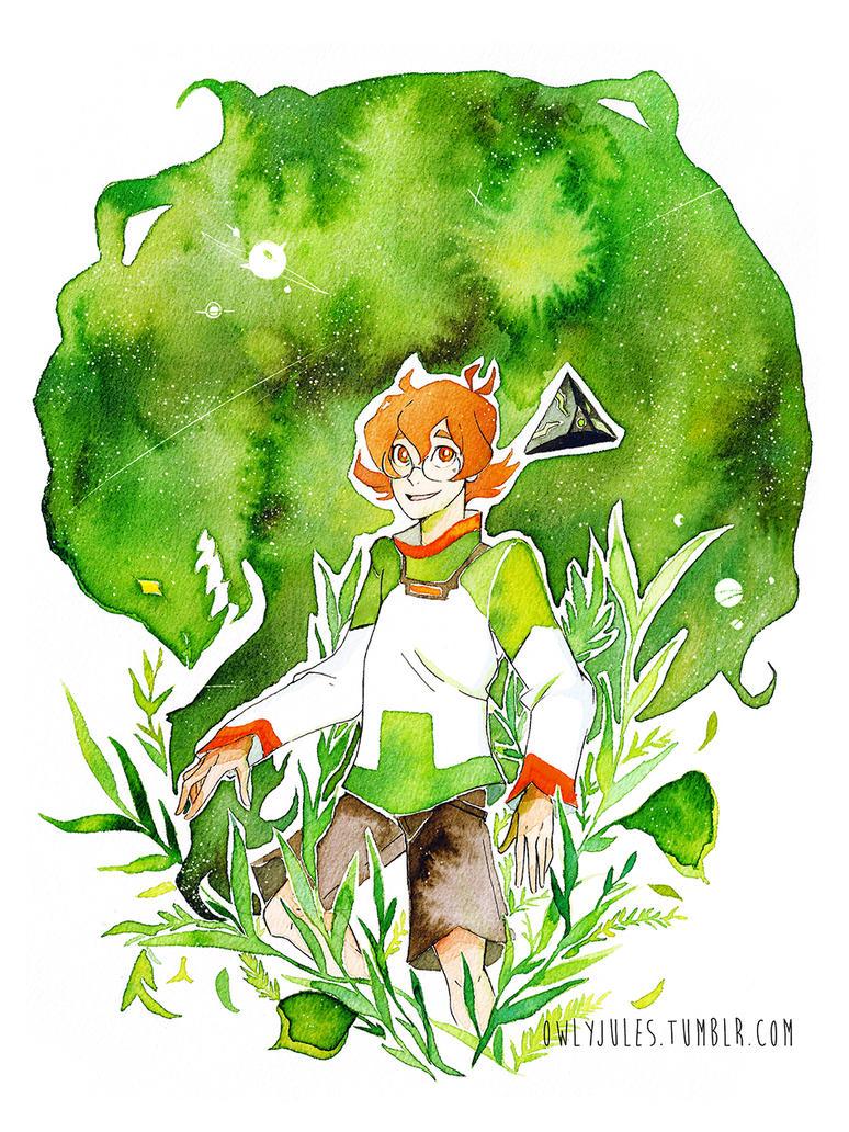 Voltron Pidge By Owlyjules On Deviantart