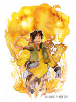 Voltron: Hunk by Owlyjules