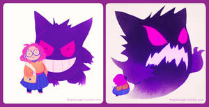But sir, its my emotional support Gengar!