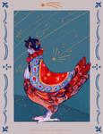 Chicken traveller