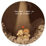 Undertale - You don't want to let go either