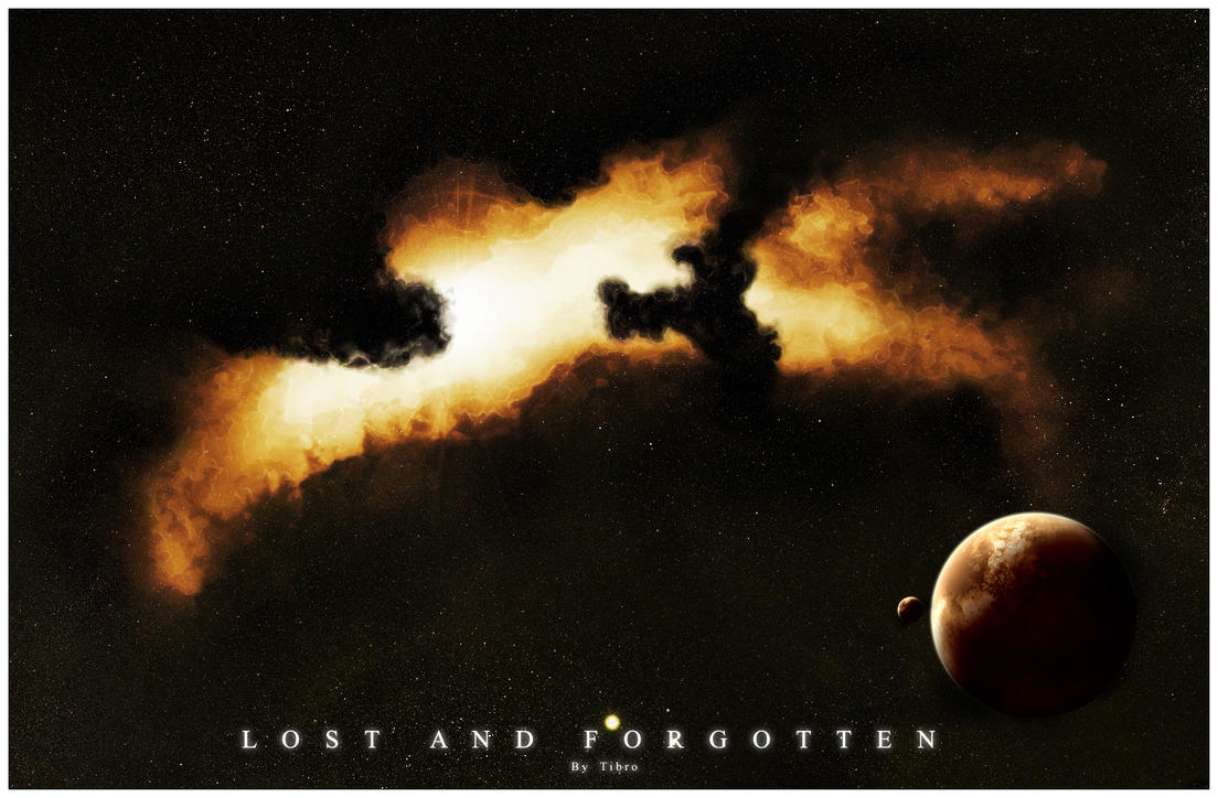 Lost And Forgotten by tibro