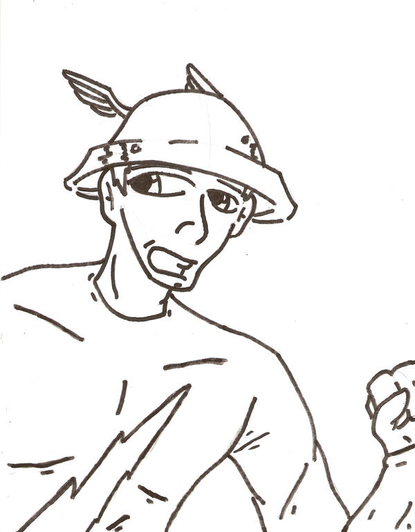 jay garrick flash coloring pages - photo#46