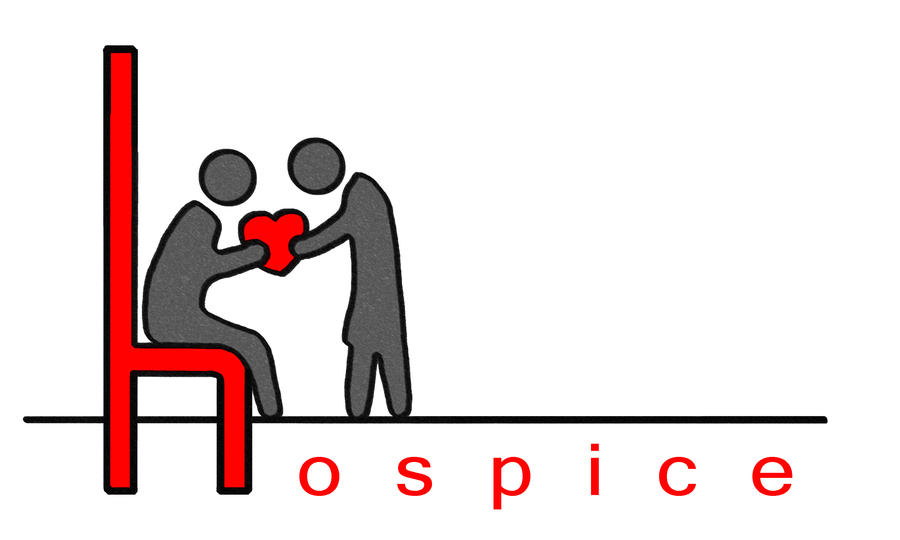 hospice care logo by fastwhale on deviantart