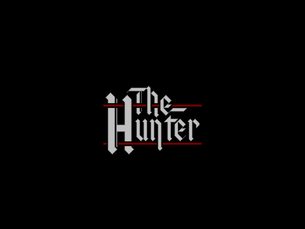 The Hunter Black Wallpaper By ORANGEMAN80