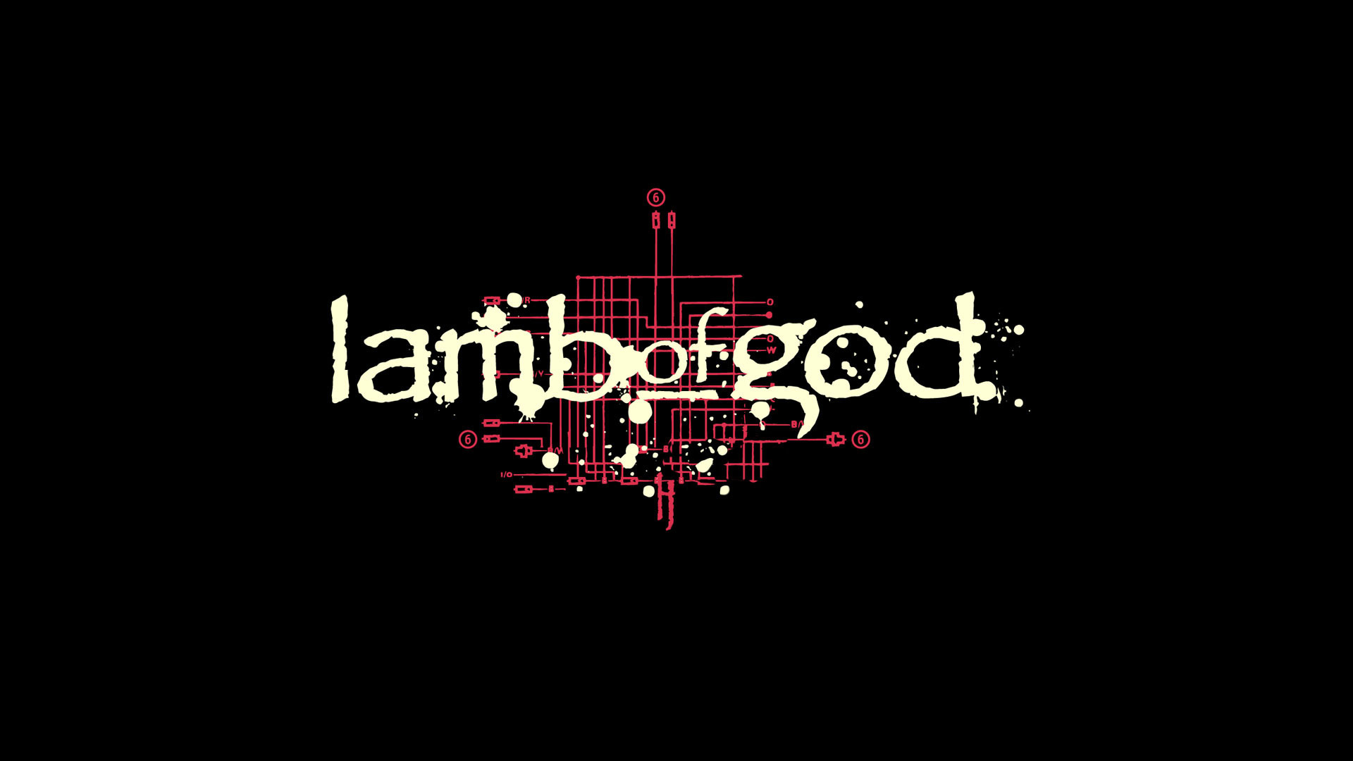 Lamb Of God Logo By Orangeman80 On Deviantart