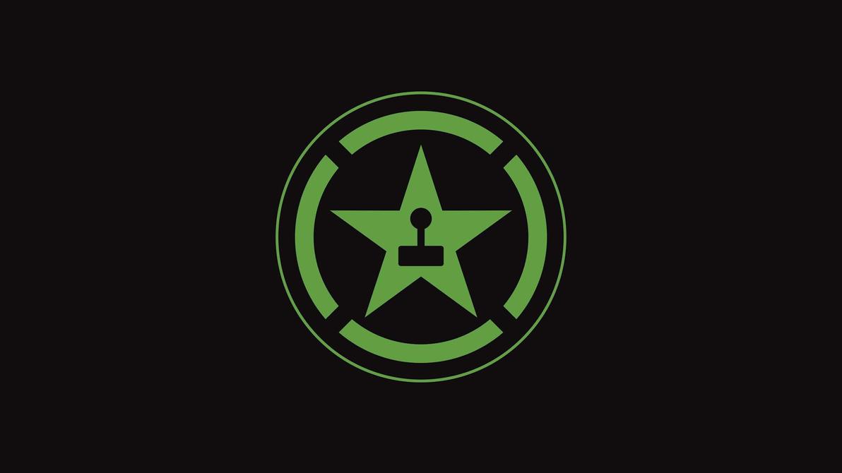 Achievement Hunter Logo by ORANGEMAN80 on DeviantArt