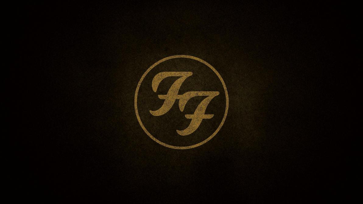 Foo Fighters Grunge Logo By ORANGEMAN80