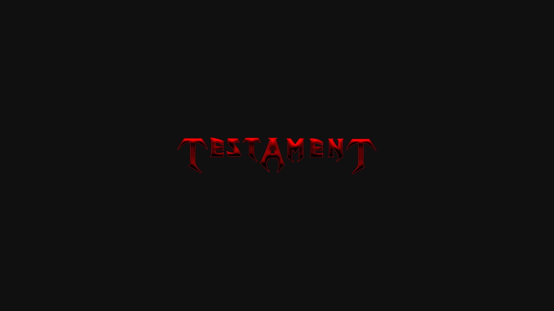 testament logo by orangeman80 on deviantart