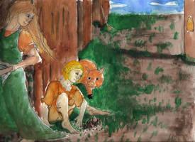 Tigon as a Child