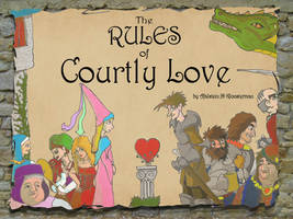 Rules of Courtly Love--Cover