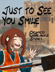Fanfic Cover: Just to See You Smile