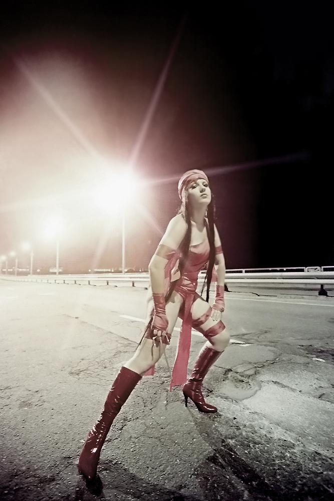 Elektra by Flame-R