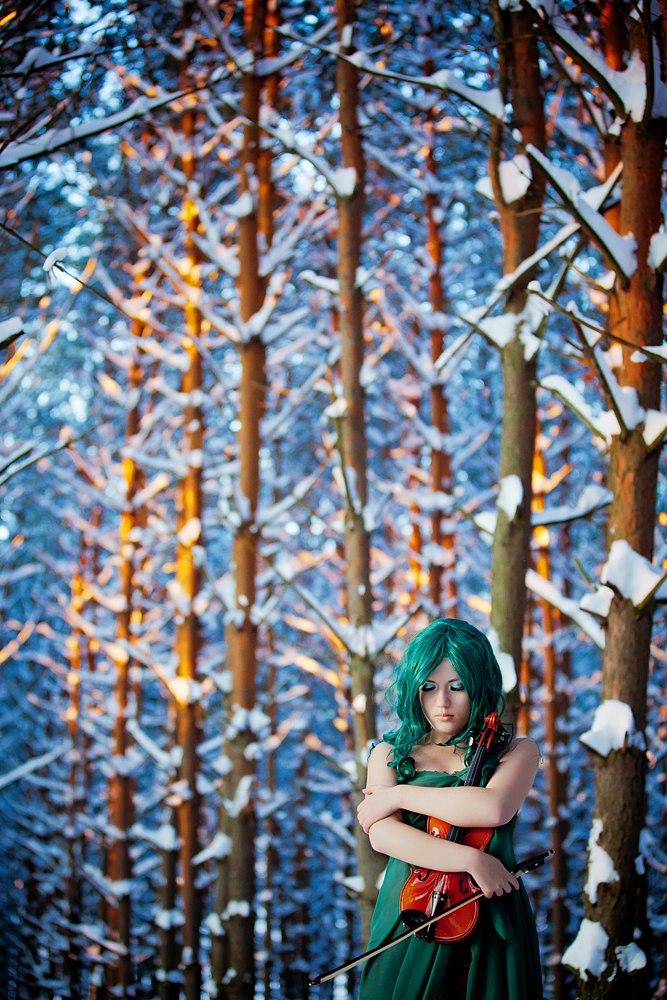 Michiru by Flame-R