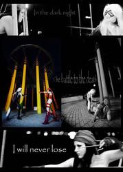 Fallen Pride.Elektra. by Flame-R