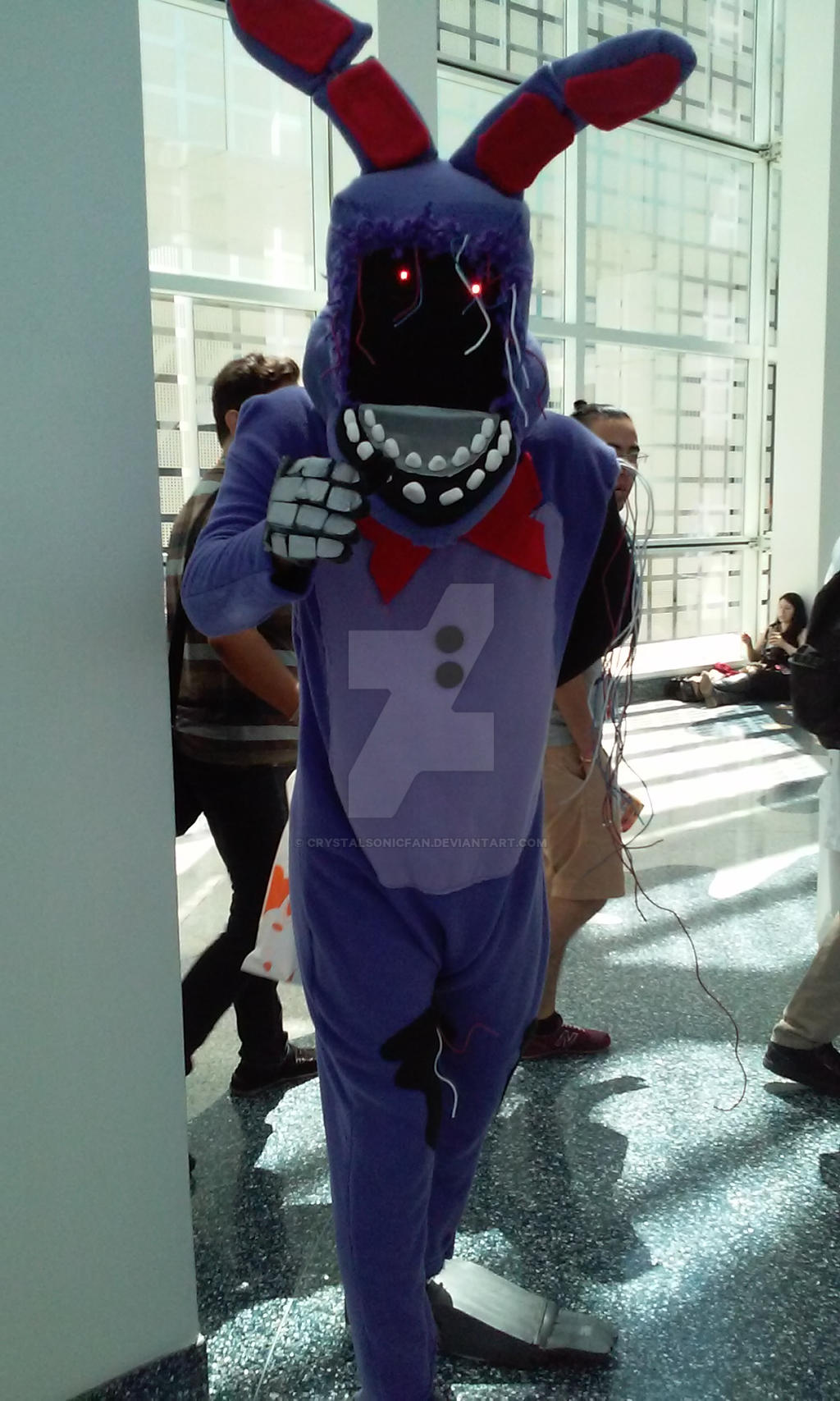 F fnaf bonnie costume for sale - Withered Bonnie Costume