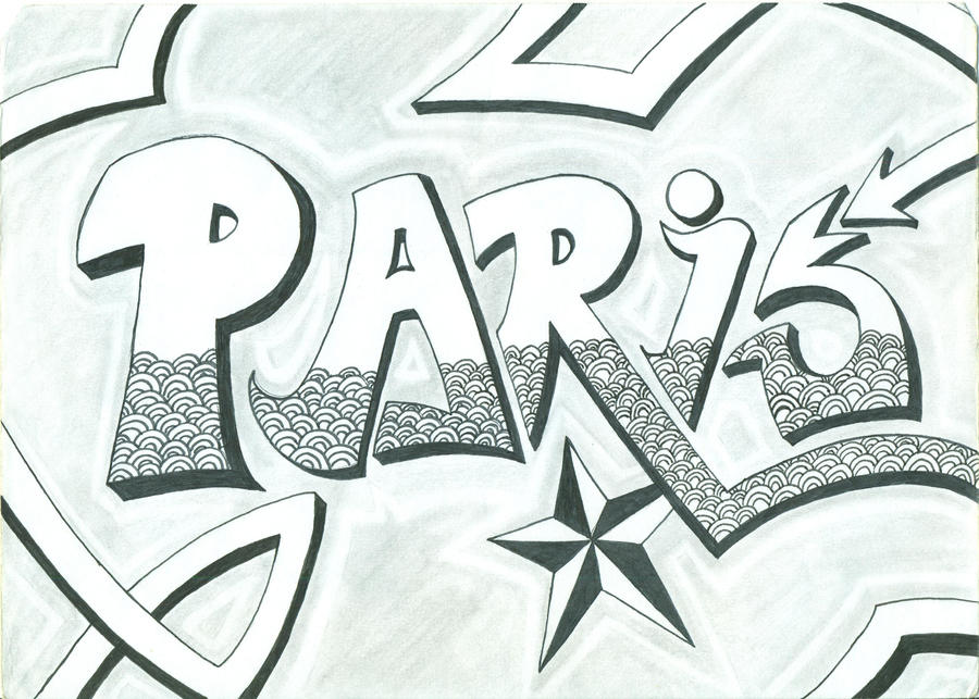 Name Drawings: My Name In Freestyle Drawing By Curlyhairp On DeviantArt