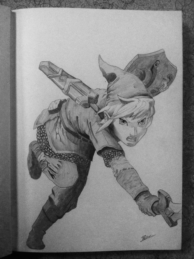 Link by curlyhairp