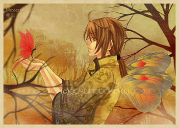 + The Messenger + by goku-no-baka