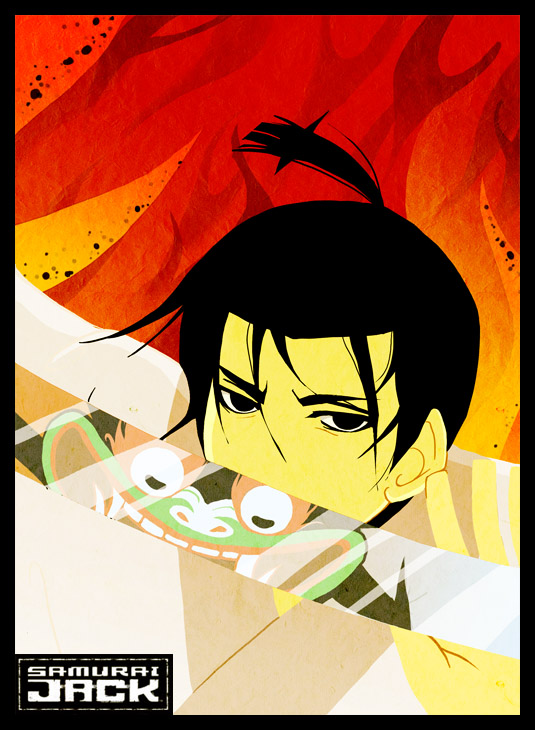 Samurai Jack Goes Bishie XD By Goku No Baka