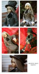 + Aristocrats fortune+ by goku-no-baka