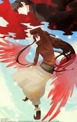 ++ Hell and Heaven ++ by goku-no-baka