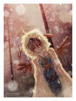 + Winter Wonderland + by goku-no-baka