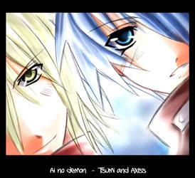 Ai no Demon 4 baka radittz by goku-no-baka