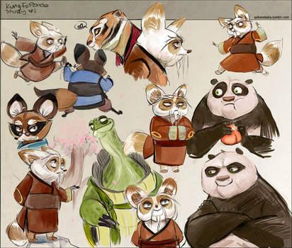 +Kung Fu Panda - Sketch -Repost+