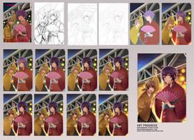 +Progress - La Farga + by goku-no-baka