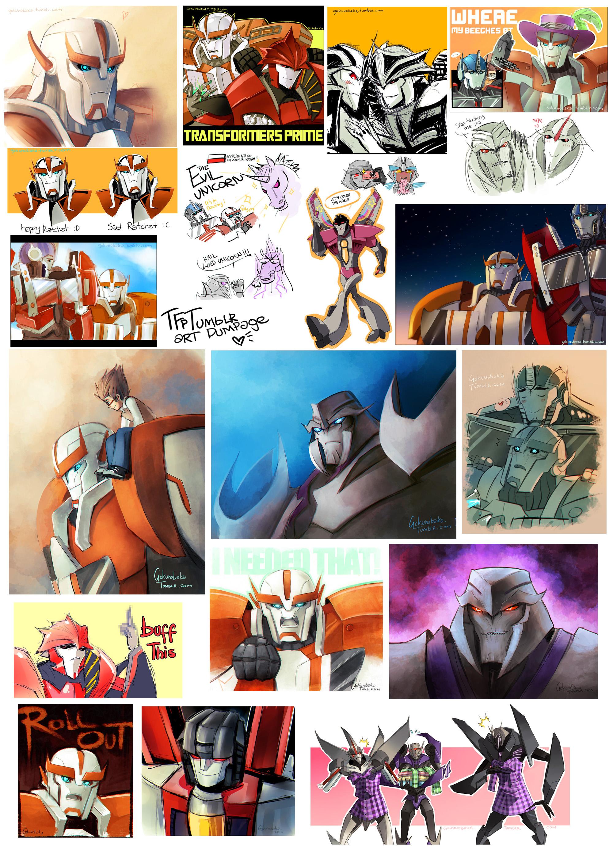 +TFP - Tumblr Dump + by goku-no-baka