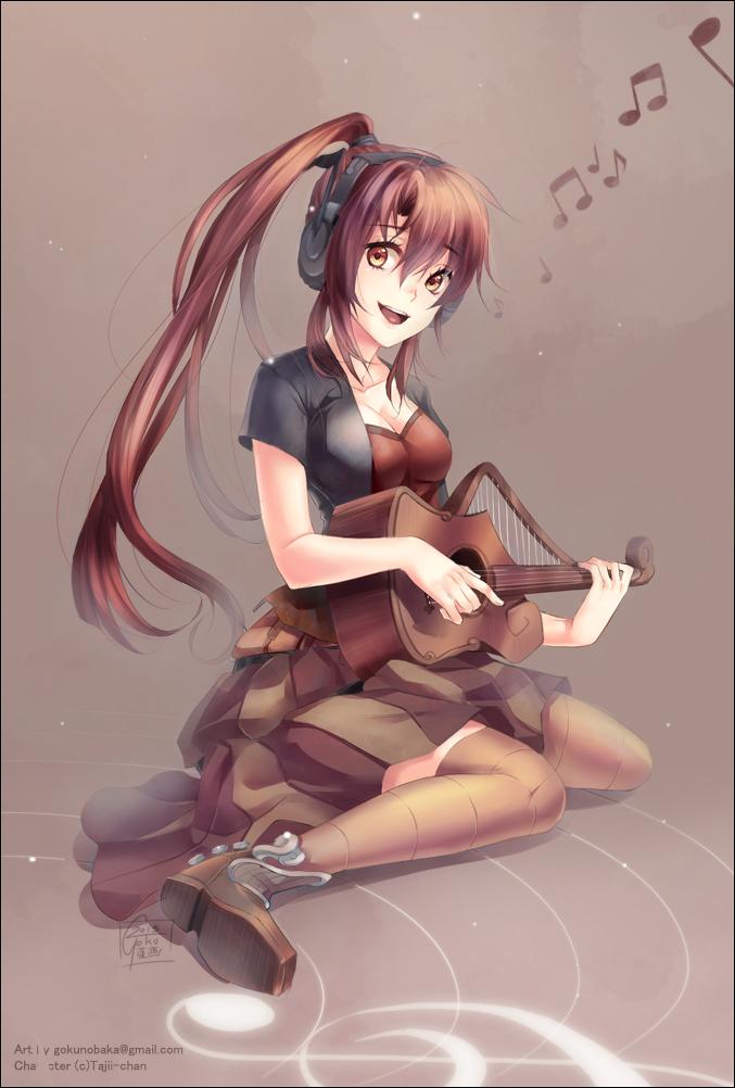 +COM - Harmony+ by goku-no-baka