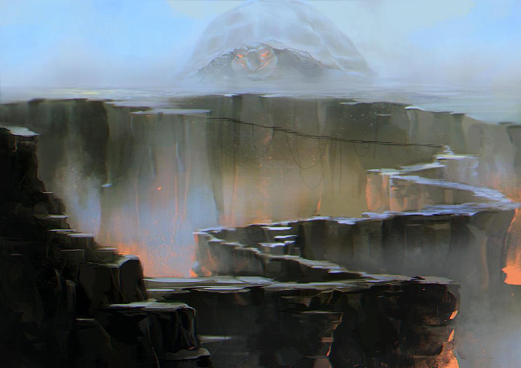 +Fire Mountain Ravine+ by goku-no-baka