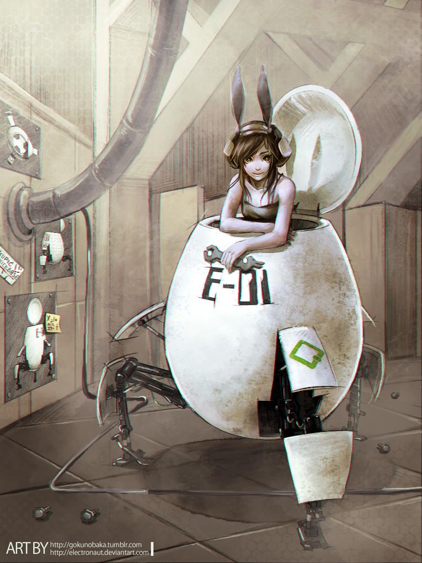 +Easter workshop+ by goku-no-baka