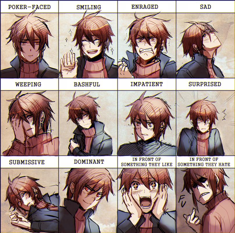 +Expression Meme - Astir+ by goku-no-baka