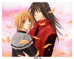 ++Autumn love++ by goku-no-baka