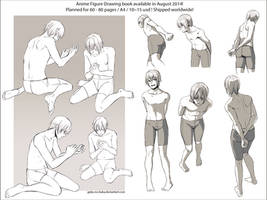 +Anime Figure Drawing book preview+ by goku-no-baka