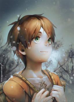 +SNK - Snowflakes+
