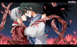 ++Love me, Kiss me - Tactics++ by goku-no-baka