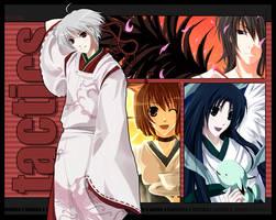++TACTICS - Group poster++ by goku-no-baka