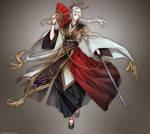 + God's sword dance +