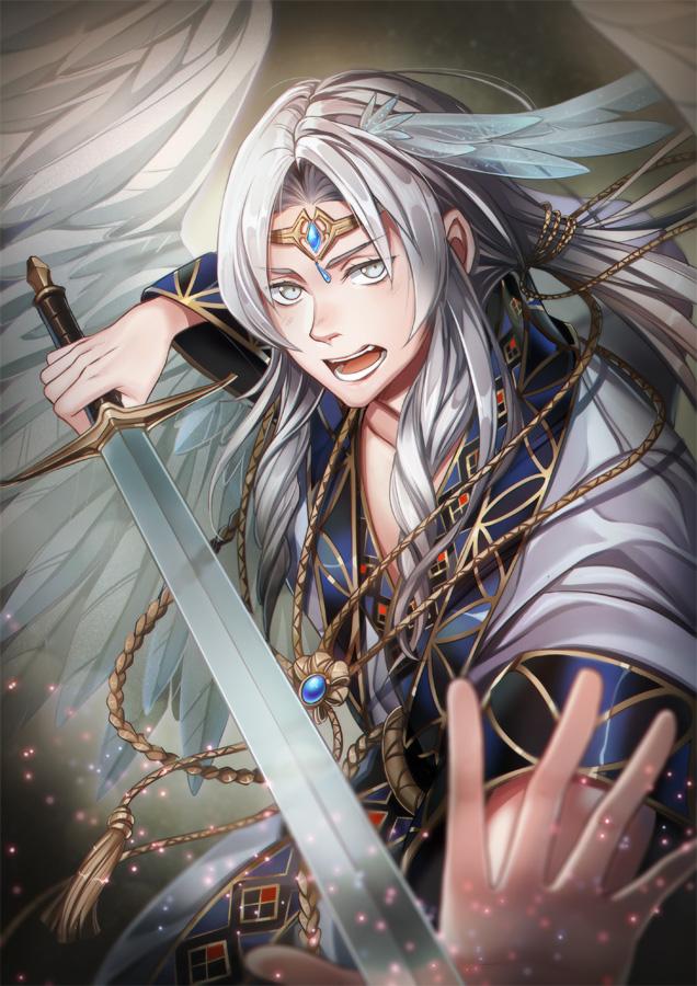 +Emperor of light+ by goku-no-baka