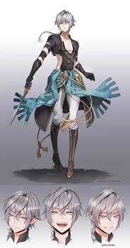 +Character design 2018 - Deiryn+