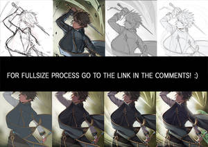 Preview - Drawing Process