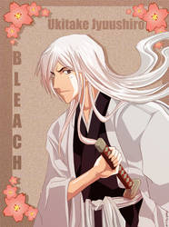 ++ Ukitake - BLEACH++ by goku-no-baka