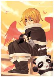 ++Panda Rancher XP ++ by goku-no-baka