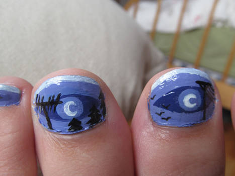 night vale nails