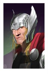 Thor Painting Nov 2017