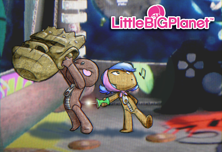 LBP2 - Goofin' in the Pod by fnook